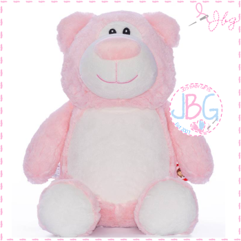 Cubbyford Pink Cubby Bear