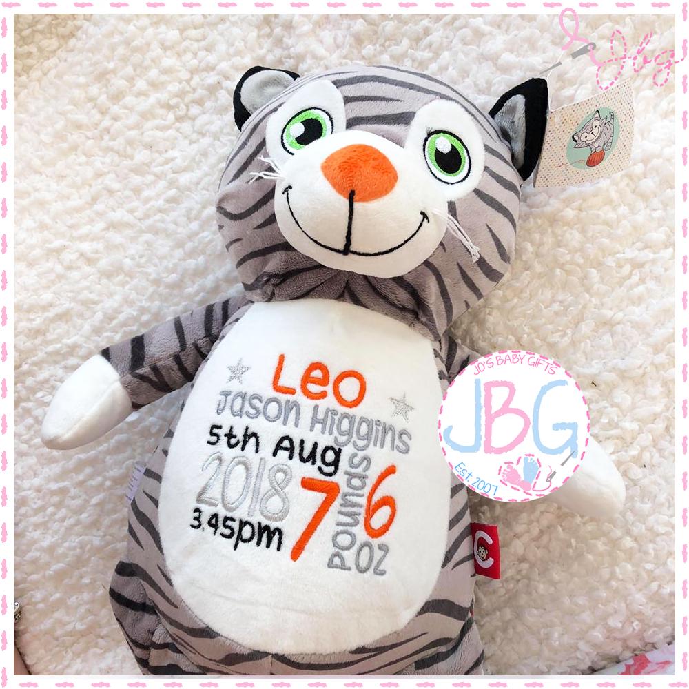 Mr Miowgi Cubby Cat