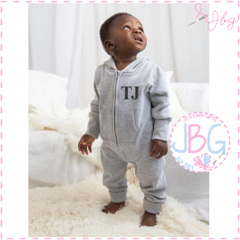 Personalised Baby Baby All-in-One
