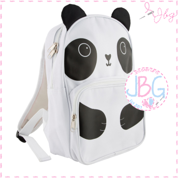 Panda Backpack - Personalised