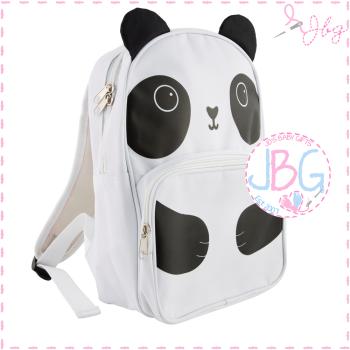 Panda Backpack - Personalised