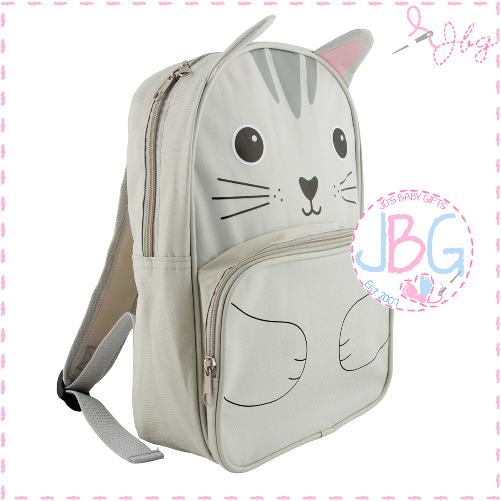 Cat Backpack - Personalised