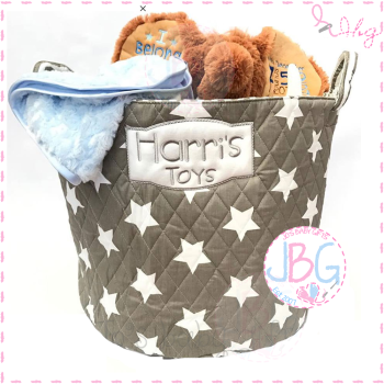 Grey Star Storage Bag
