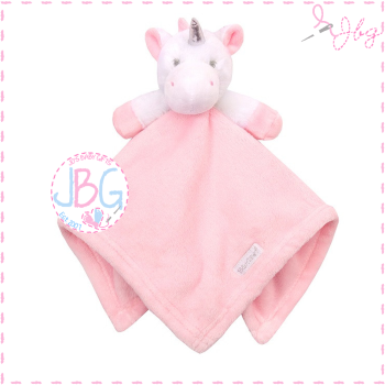 Personalised Unicorn Comforter in Pink