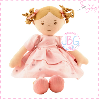 Personalised Rag Doll - Charlotte