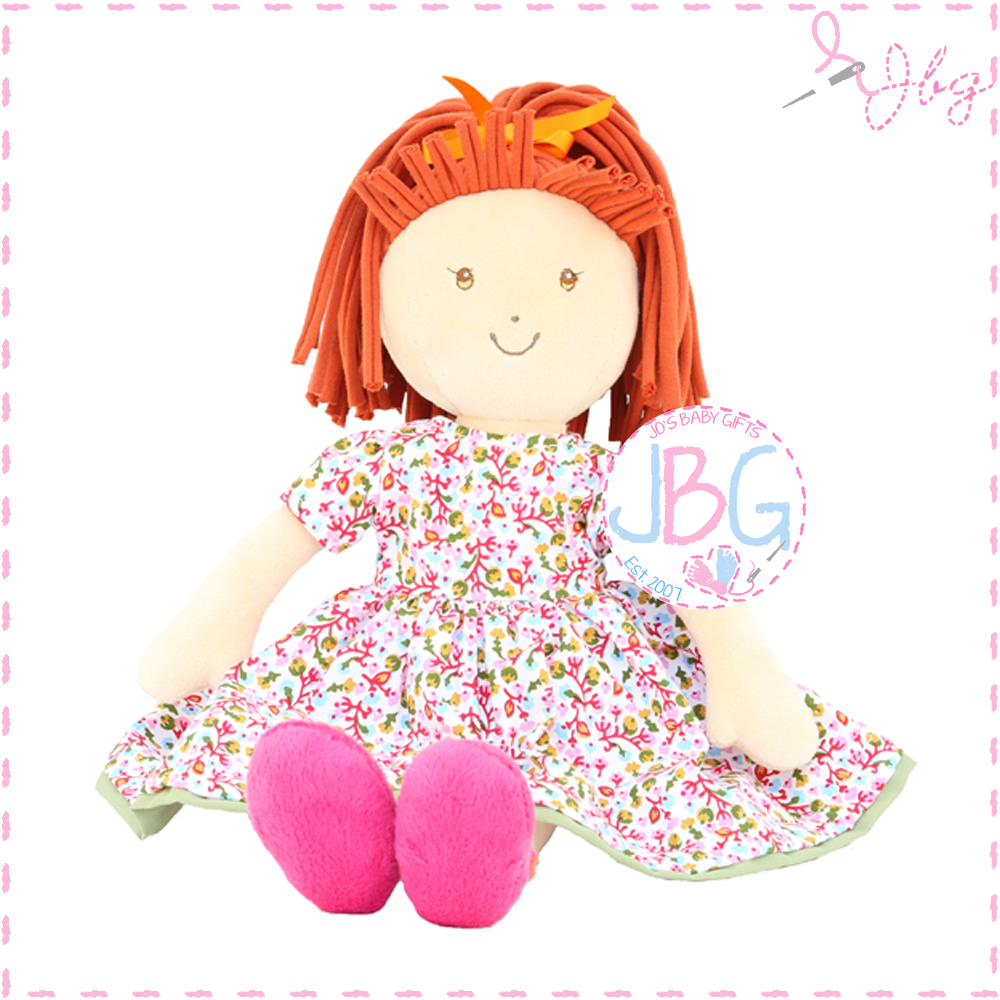 Personalised Rag Doll- Molly