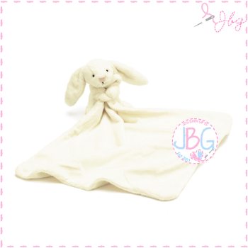 Jellycat Bashful Cream Bunny Personalised Soother