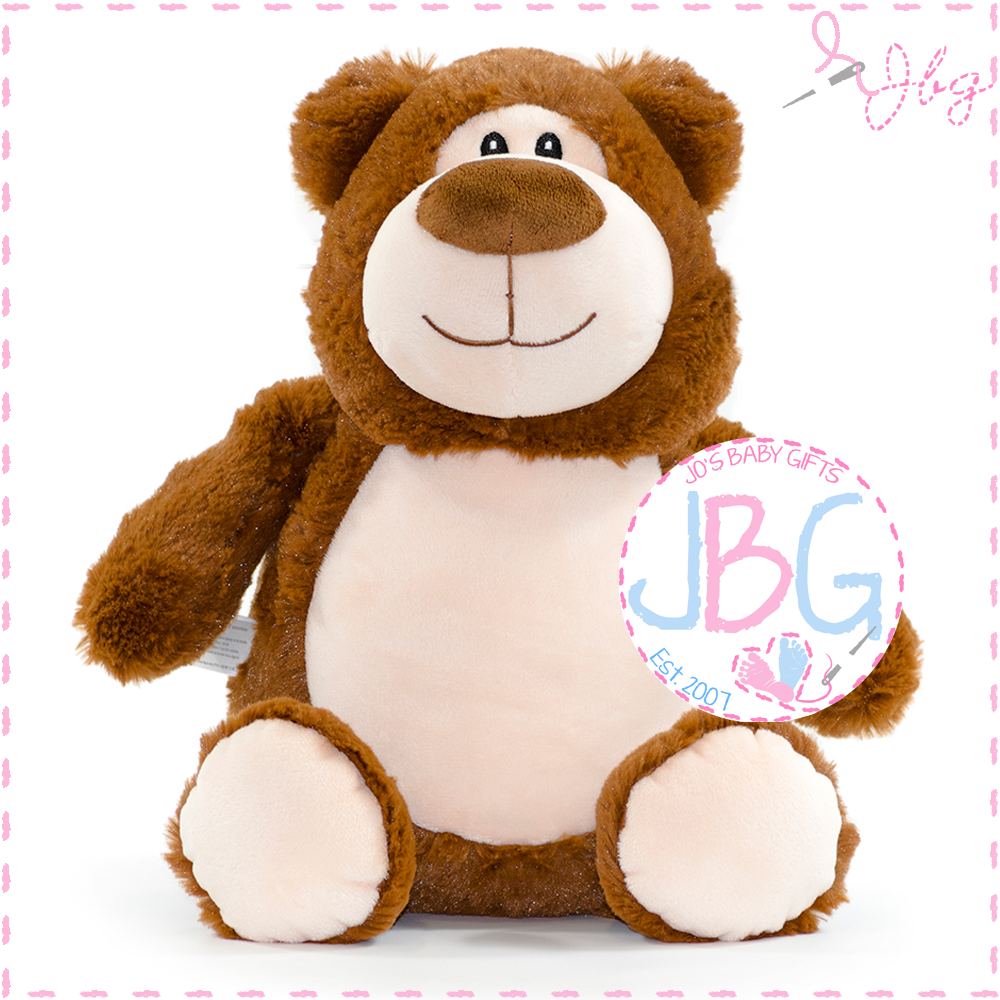 Cubbyford Brown Cubby Bear