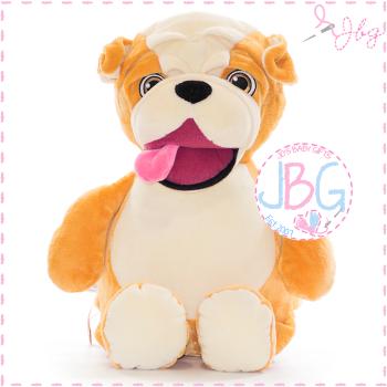 Barkus McDribble Cubby Bulldog