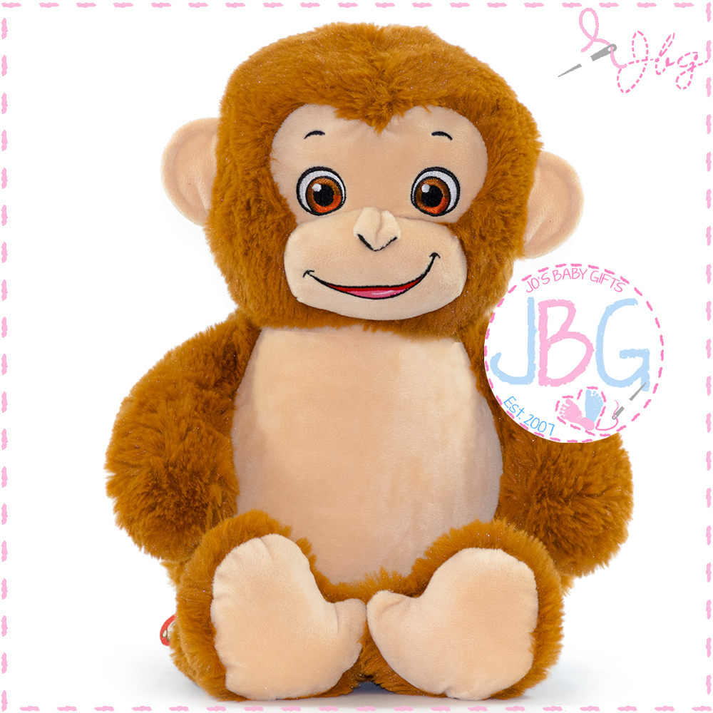 Bugaloo Cubby Monkey