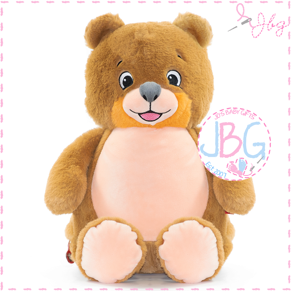 Theodore Cubby Teddy Bear