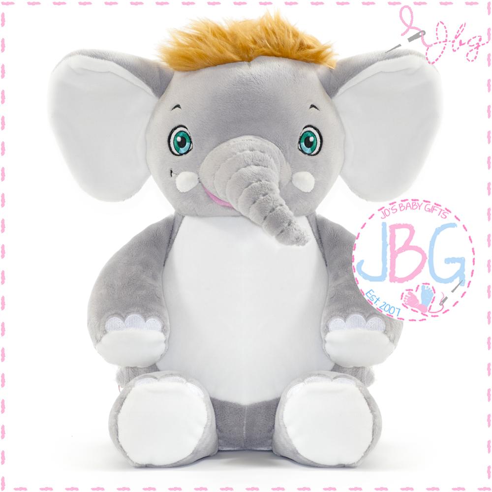Olliephant Cubby Elephant Teddy