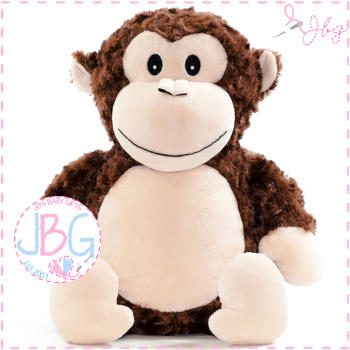 Huggles Cubby Monkey
