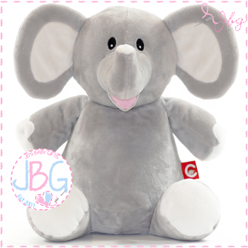 Ellie Cubby Elephant Teddy