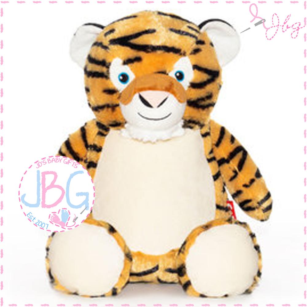 Tig Cubby Tiger