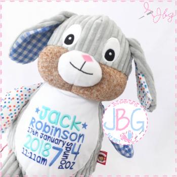 Clovis Brampton Cubby Bunny
