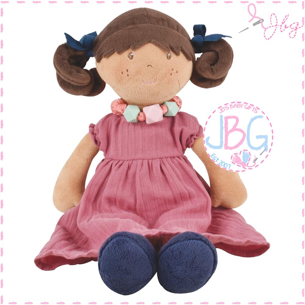 Personalised Rag Doll - Katy