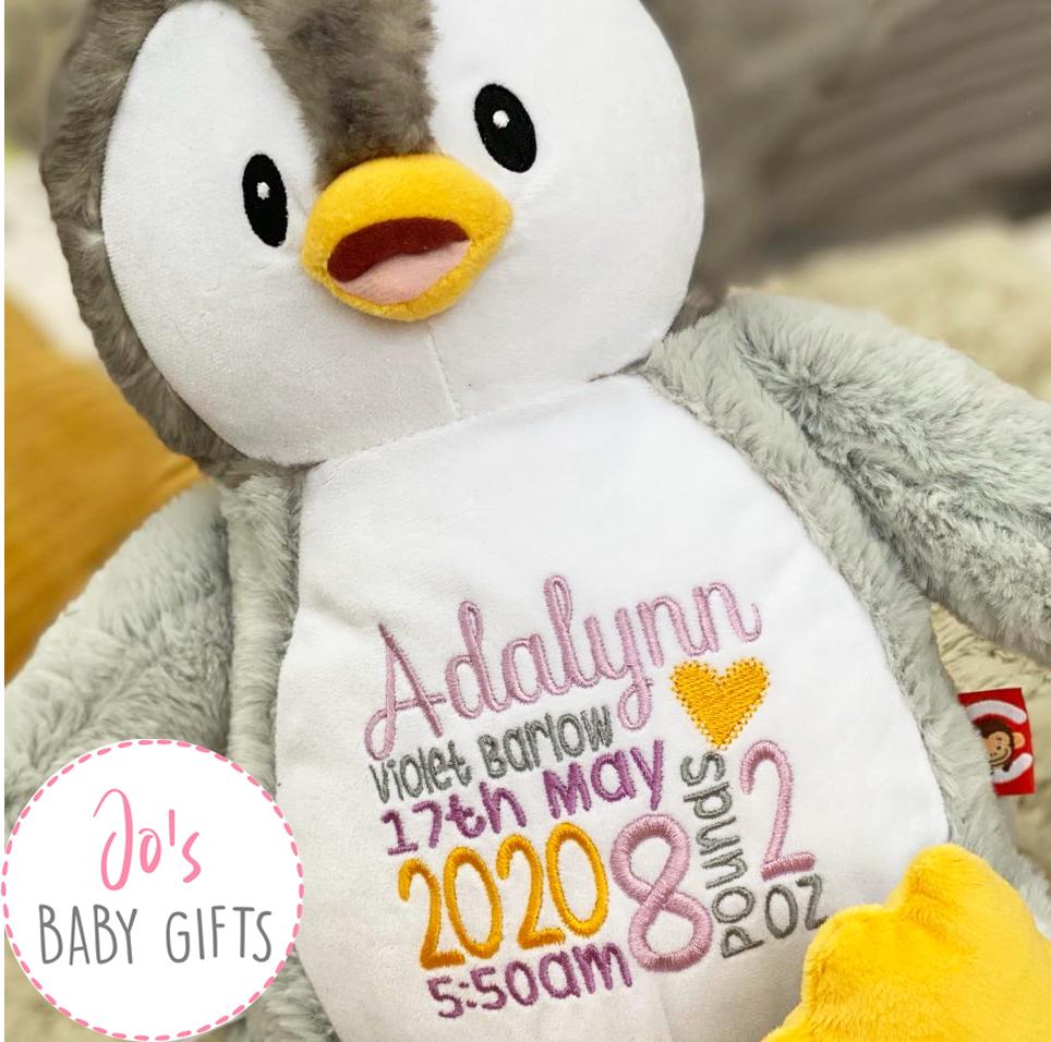 Bingle Cubby Penguin