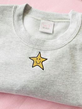 Smiley Star - Sweater
