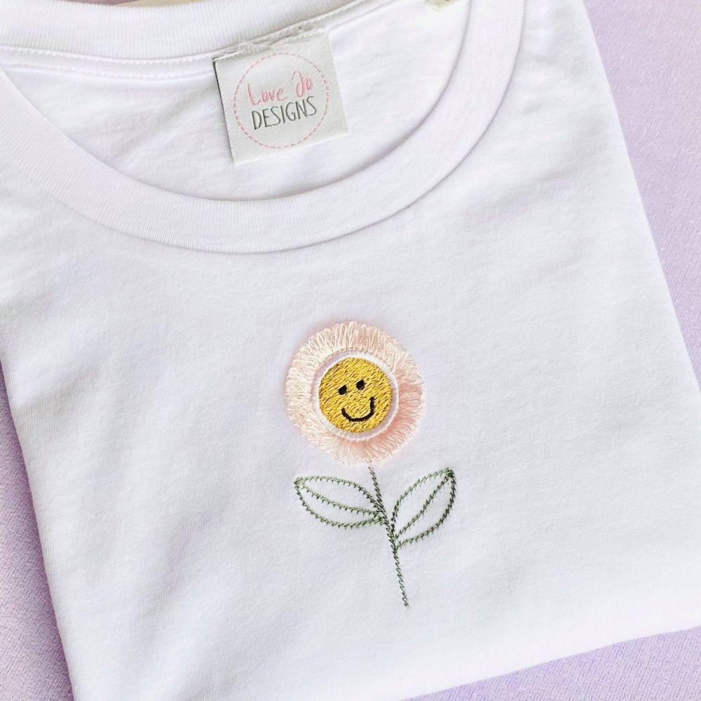 Happy Flower- Tee