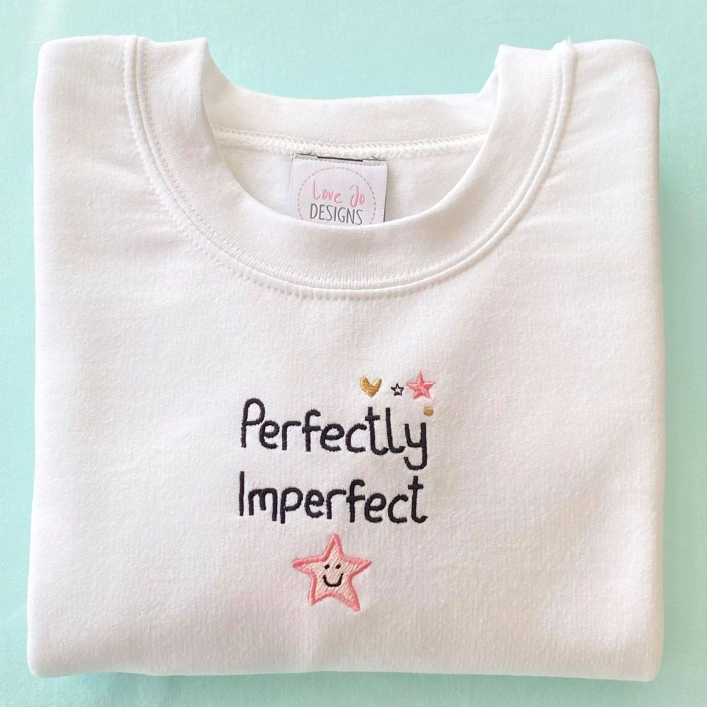 Perfectly Imperfect Sweater/Tee