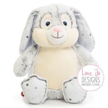 Grey Clovis Brampton Cubby Bunny