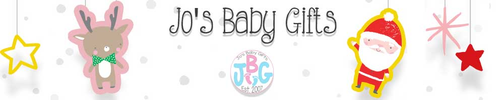 Jo's Baby Gifts, site logo.
