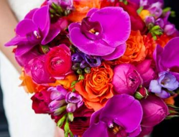 Parma violets Wax pot