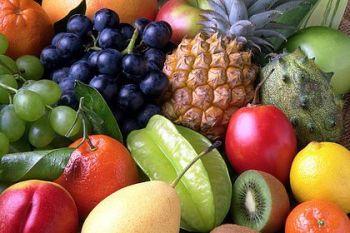 Fruit Festival Wax pot