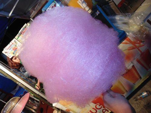 Pink sweet sugar