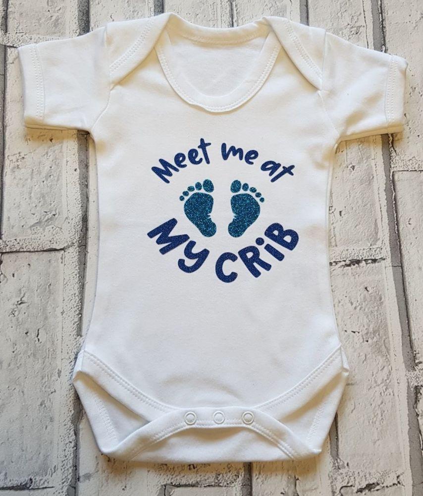 Meet me at my crib