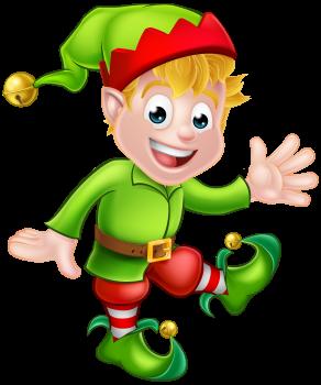 Naughty Elf Wax pot