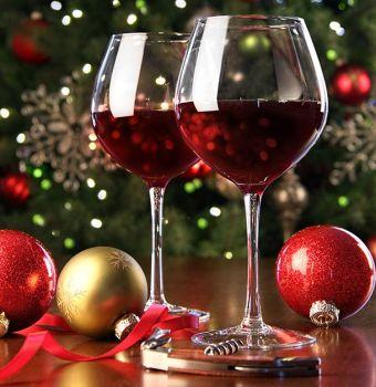 Christmas Splendor Wax pot