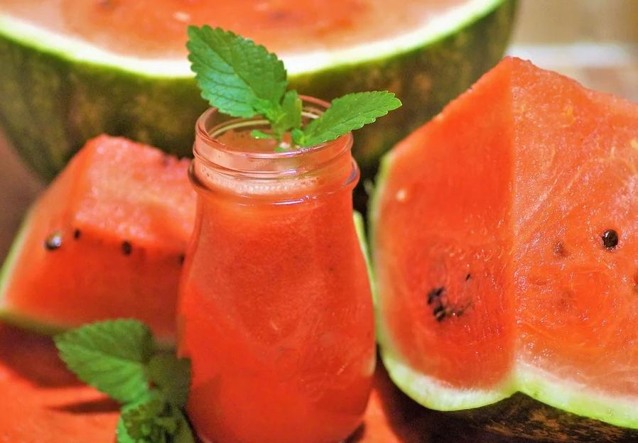 Watermelon Wax pot