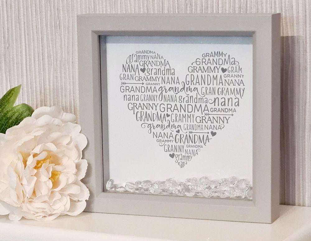 Nan Script Heart