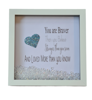 You are Braver than you know...............