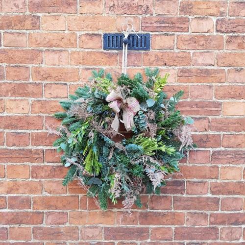 Jojo Door Wreath