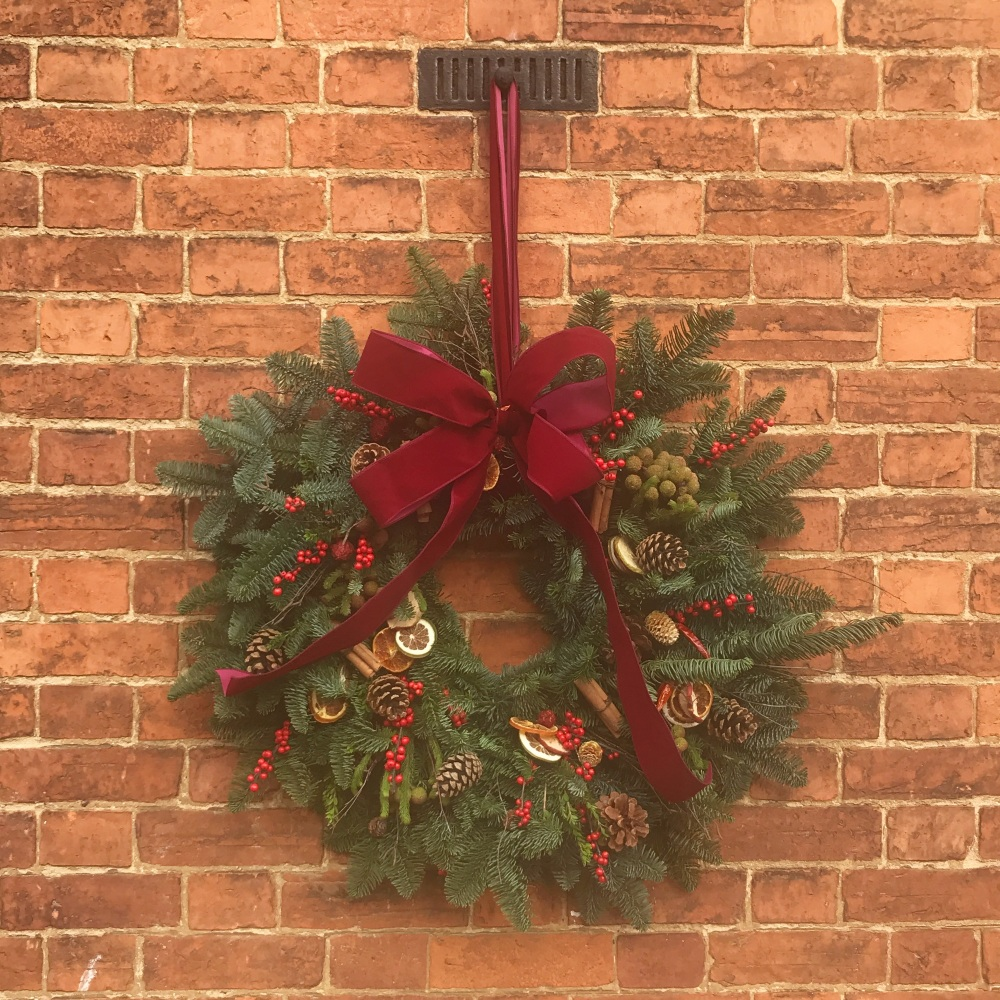 Lorna X Large Door Wreath