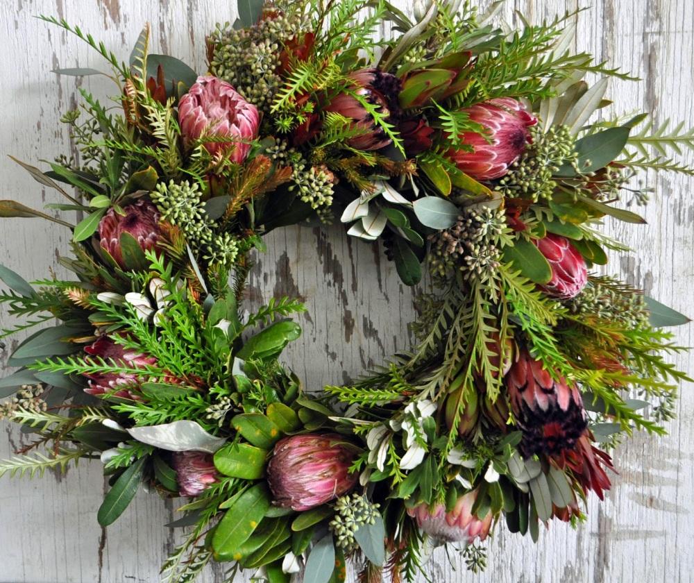 Krugar Christmas Wreath