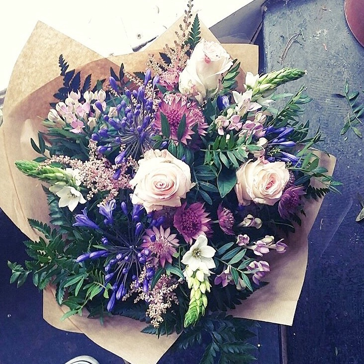 Seasonal Bouquet Making Workshop