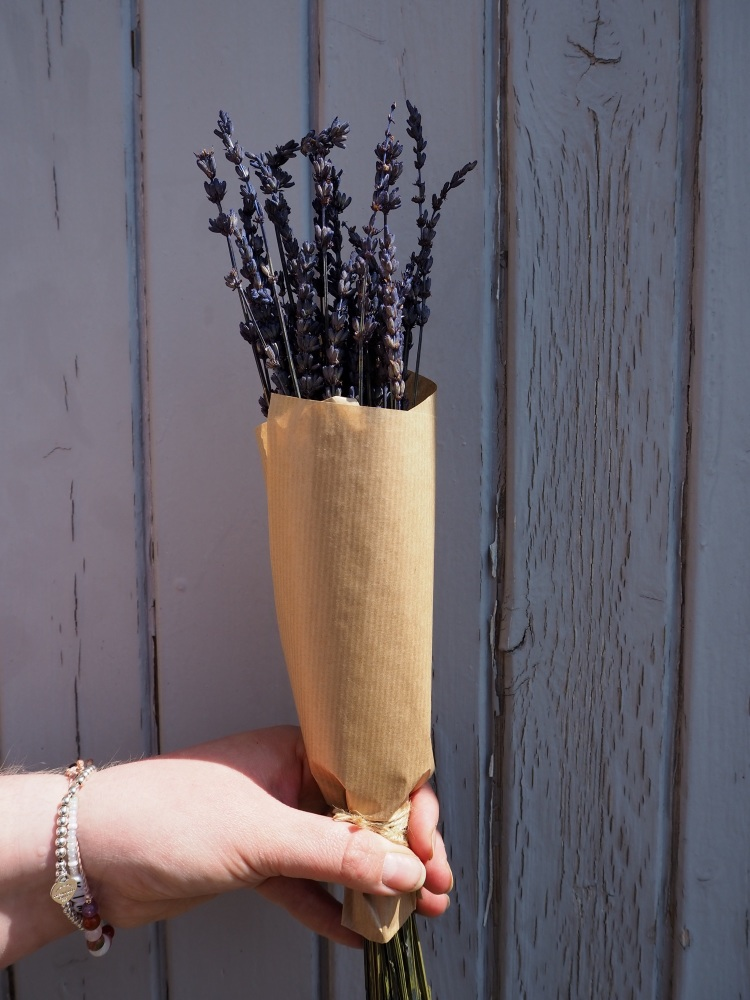 Dried Lavender Bunch