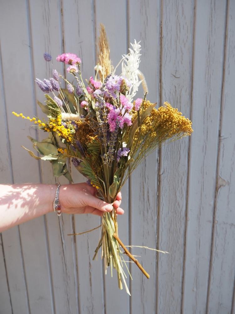 Summer Haze Dried Bouquet