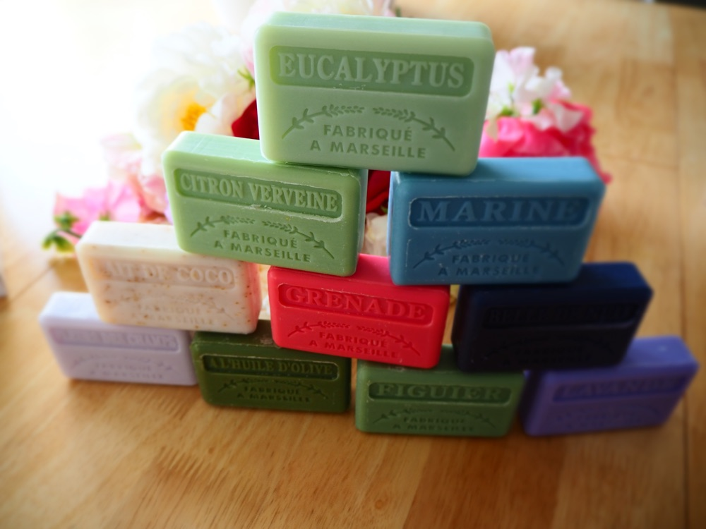 Savon de Marseille - Artisan French Soap