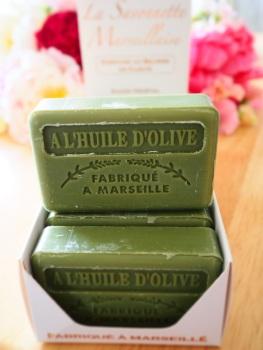 A L'Huile D'Olive Savon De Marseille Soap 125G