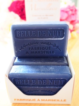 Belle De Nuit Savon De Marseille Soap 125G