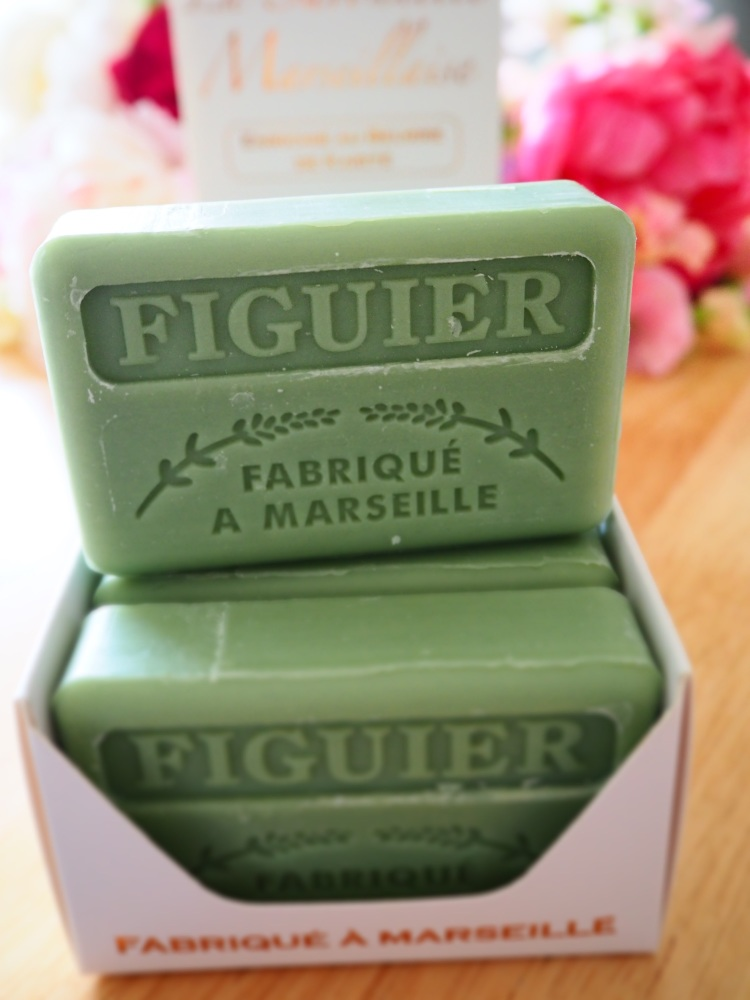 Figuier Savon De Marseille Soap 125G