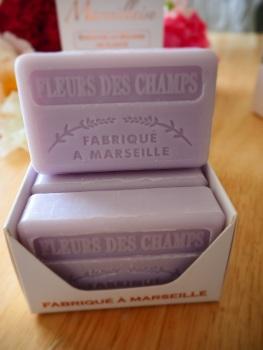 Fluers des Champs  Savon de Marseille Soap 125G