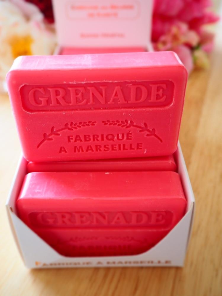 Grenade Savon De Marseille Soap 125G