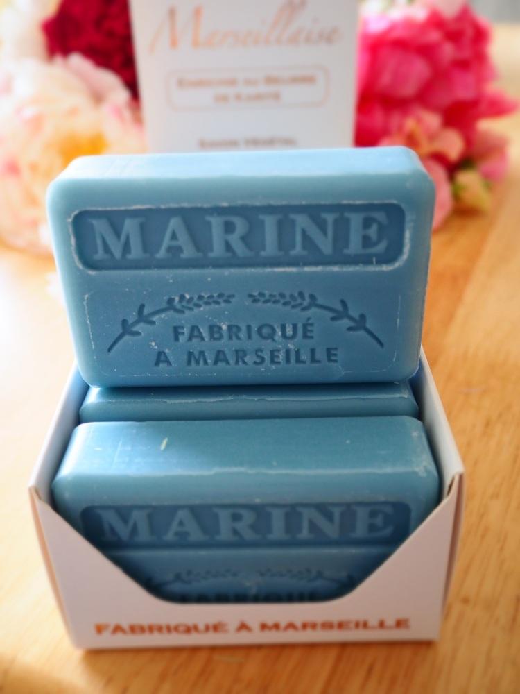Marine Savon De Marseille Soap 125G