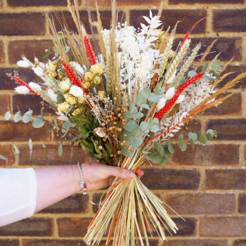 Rustic Earth Dried Bouquet